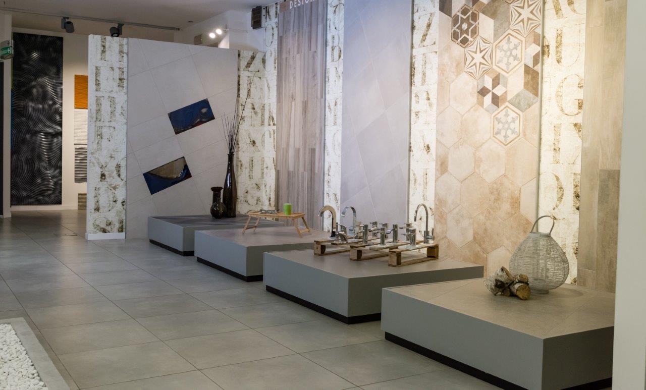 Showroom piastrelle parquet e arredo bagno zelarino mestre venezia