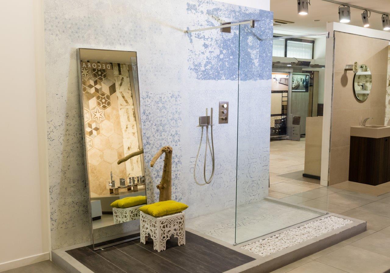 Showroom piastrelle parquet e arredo bagno zelarino - Arredo bagno mestre ...